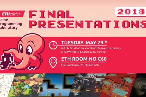 GTC Final Presentations