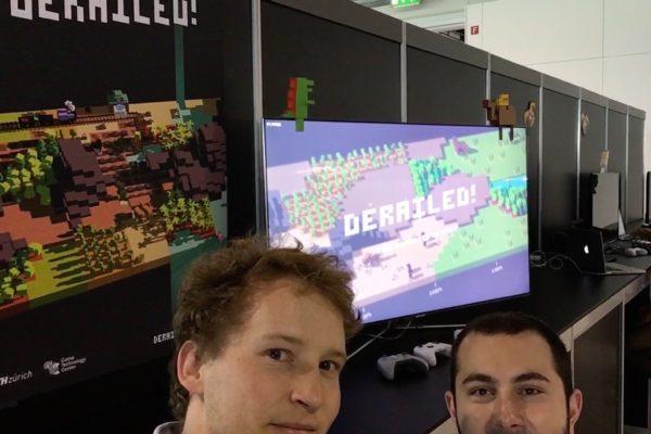Zürich Game Show 2018