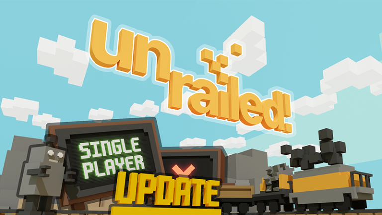 Singleplayer Unrailed!